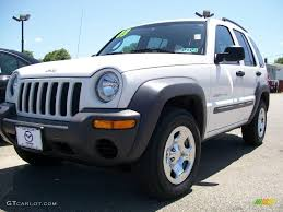jeep liberty white 2003 stone white jeep liberty sport 4x4 14053855 gtcarlot com