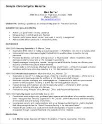 Marine Corps Resume Examples by Military Resume 8 Free Word Pdf Documents Download Free