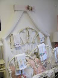 Crib Canopy Crown by Amazon Com Shabby Chic Princess Bed Crown Canopy Crib Baby