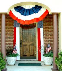 dress up your home with patriotic decor you can make red lotus home