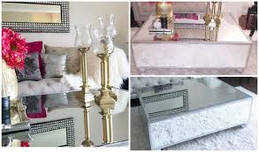 mirrored coffee table target coffee table diy mirrored coffee table haz tu mesa espejo youtube