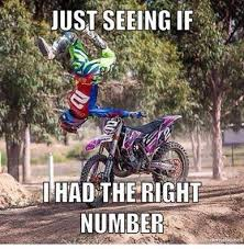 so me few days ago everything ok i was lucky motocross