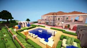 spanish style houses minecraft cinematic spanish style home youtube