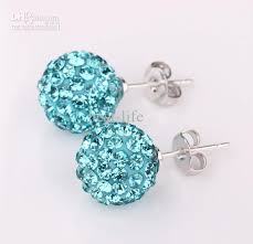 disco earrings 2016 10mm earrings disco earrings mixed color from