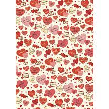 decorative paper cavallini decorative paper hearts