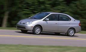2001 Toyota Prius Instrumented Test Reviews Car And Driver