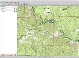 Oregon Topographic Map by Oregon Hikers U2022 View Topic Open Source Topo Map Gps Software