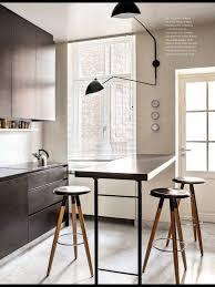 cuisine au milieu de la aménager un coin repas 44 idées et astuces une hirondelle dans