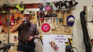 one car garage workshop workshop tour and 4 principles of setting up a one car garage