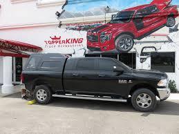 Dodge Ram Truck Accessories - 2015 dodge ram 2500 with leer 122 topperking topperking