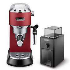 delonghi magnifica red light delonghi coffee machines ebay