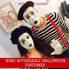 Mime Halloween Costumes Affordable Halloween Costumes