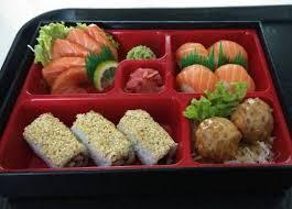 cuisine bento sake bento picture of donya japanese cuisine miri