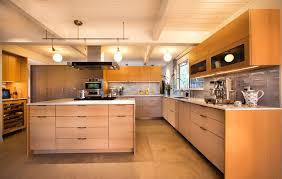 Light Wood Kitchen Cabinets - light wood kitchen houzz