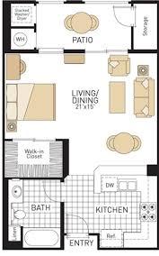 garage apt floor plans 17 best ideas about studio apartment floor plans on home design