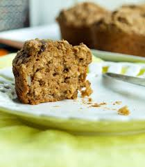 carrot cake oatmeal muffins vegan and gluten free happy