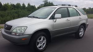 lexus sports car 2003 sold 2003 lexus rx300 awd 3 0 v6 silver metallic 91k navigation
