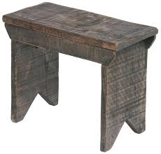 small wooden bench storage bench seat bathroom storage tower
