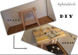 bureau avec treteau un meuble avec un seul tréteau architecte stéphanie bricole