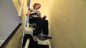 model staircase flow stairlifts for narrow stairs youtube