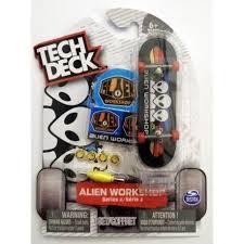 Tech Deck Blind Skateboards Tech Deck Alien Workshop Series 2 Ultra Rare Sickboards