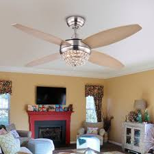 Ceiling Fan With 4 Lights by Kendal Lighting 52