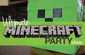 minecraft party ultimate minecraft party mixed stew