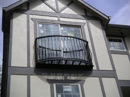 rail pro bolt on aluminum balconies juilette style u0026 full