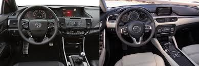 nissan altima 2016 vs mazda 6 head to head 2016 honda accord vs 2016 mazda6 autonation drive