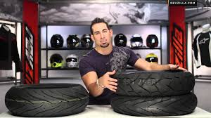 winter u0026 wet motorcycle tire guide 2012 at revzilla com youtube