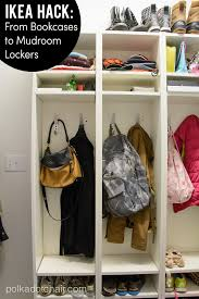 entryway lockers 12 ikea hacks for your entryway entryway storage ideas