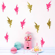 popular fairy wall decals buy cheap fairy wall decals lots from fairies wall decal kids nursery girls room decoration fairy wall stickers home decor party wall mural