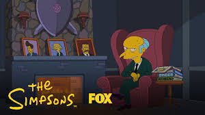 mr burns endorses romney season 24 the simpsons youtube