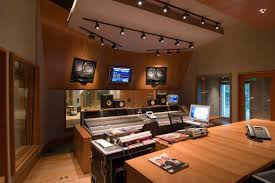 Building A Recording Studio Desk by Timbaland Studios Tim Mosley Wsdg
