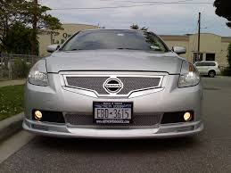 nissan altima coupe el paso tx bensvolvo 2008 nissan altima specs photos modification info at