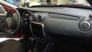 renault sandero stepway interior interior nuevo renault sandero 2014 versión para colombia full hd