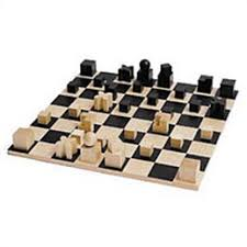 Futuristic Chess Set Top3 By Design Naef Bauhaus Chess Set Board