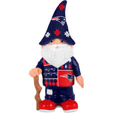 forever collectibles nfl real ugly sweater gnome new england