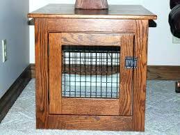 shaker end table plans side table plans dog crate coffee table side table dog crate dog