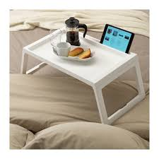 Ikea Folding Bed Klipsk Bandeja De Cama Blanco Bed Tray Trays And Spaces
