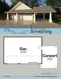 craftsman style garage plans style garage plan armstrong