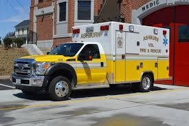 Dodge Ram 4500 - ems apparatus ashburn volunteer fire and rescue department
