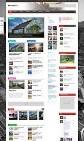 fearless news u0026 magazine wordpress theme wpexplorer