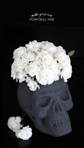 halloween party goods diy skull vase and halloween party decor halloween party decor