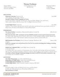 resume format for college students resume exles for students template business