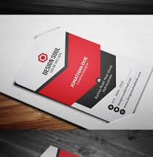 impressive email business card templates cards social media report