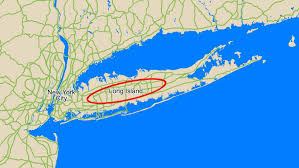 Map Of Long Island New York by Space Images Phoenix Landing Ellipse Over Long Island