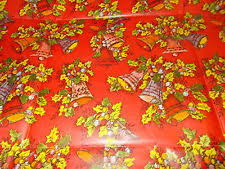 vintage christmas wrapping paper vintage christmas wrapping paper ebay