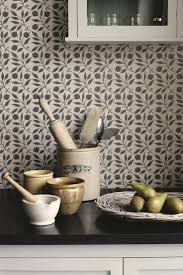 45 best kitchen wallpaper ideas images on pinterest wallpaper beautiful home fabrics and wallpaper patterns bringing english classic style into modern decor