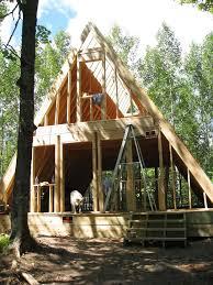 35 best a frames images on pinterest log cabins a frame cabin